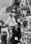 開学祭市内パレード(昭和63年)