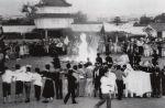 開学祭ファイヤーストーム(昭和45年)