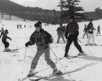 授業「スキーの理論と実践」(平成10年)