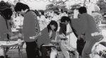 開学祭模擬店(昭和61年)